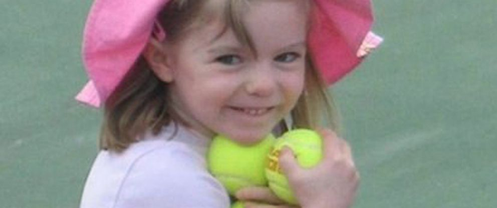 PHOTO: Madeleine McCann is pictured in this undated file photo, released on Oct. 13, 2013, by the London Metropolitan Police.