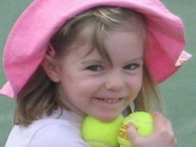 WATCH: Madeleine McCann Cops on Hands and Knees