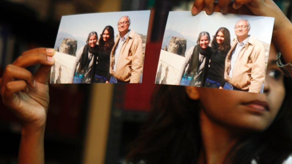 PHOTO: Photographs showing one of the passengers of the missing Malaysian A