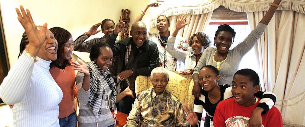 PHOTO: Nelson Mandela