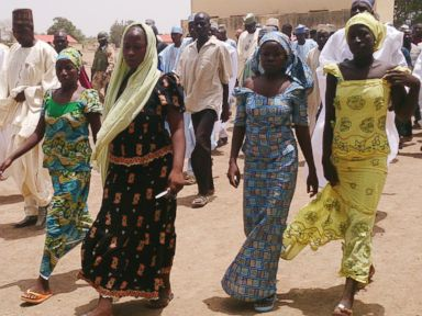 Photos: Anguish Over the Kidnapped Nigerian Girls