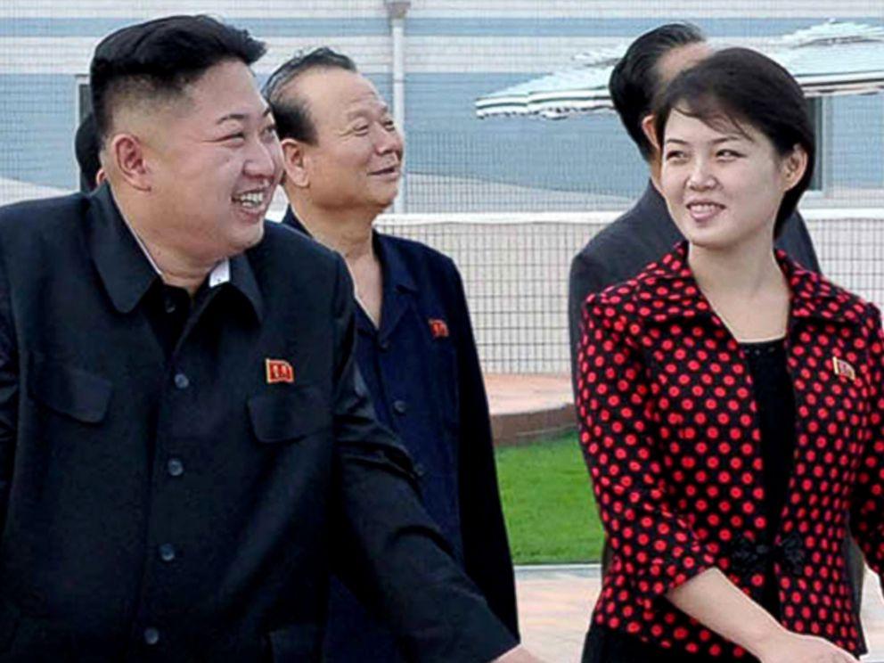 Think, North korea kim jong un women above told