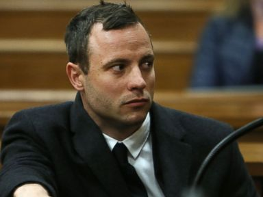 Pistorius' Family Worries About 'Self Harming Behavior'