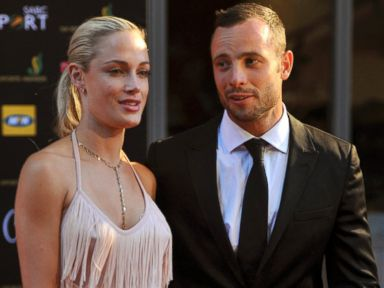 Pistorius' Five Days of 'Cross' Ends With Teary Valentine
