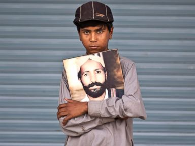 Photos: Activists Decry Abductions in Pakistan