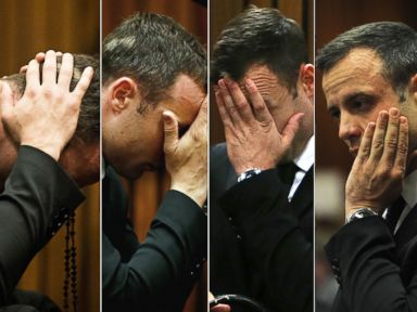Are Pistorius' Emotional Reactions Helping or Hurting Him?