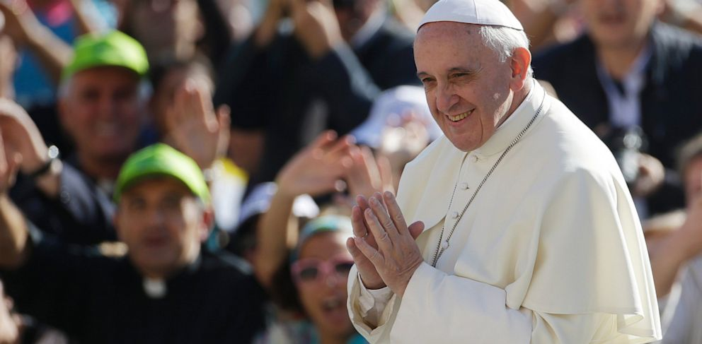 PHOTO: Pope Francis