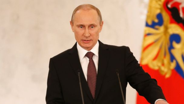 AP putin ml 140318 16x9 608 Putin Mocks US Sanctions, Signs Crimea Accession Despite Pressure