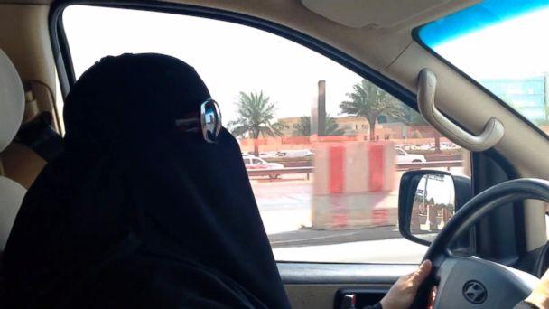 AP saudi women drivers jef 140327 16x9 608 Amnesty Intl Challenges Obama to Bring Female Driver to Saudi Arabia