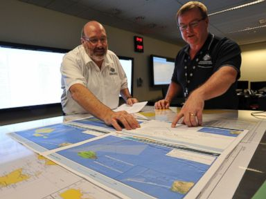 Cyclone Nears Search Area for Missing Plane
