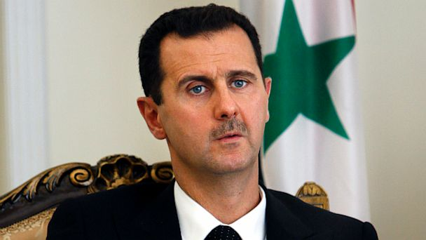 AP syria bashar al assad lpl 130829 16x9 608 Assad Suggests Retaliation Against US in Charlie Rose Interview