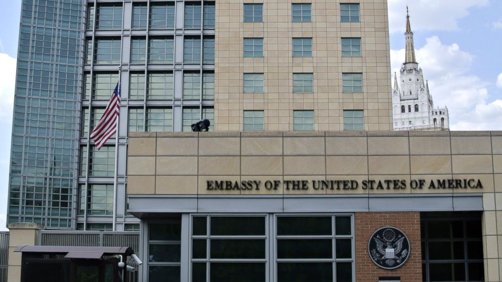 Exclusive us embassy in moscow faces cold war era for The consulate