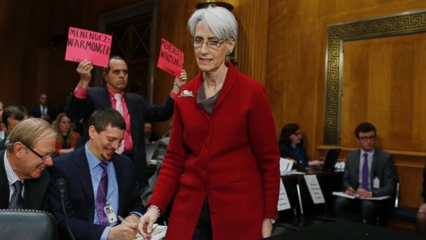 AP wendy sherman kab 140204 16x9 608 US Sends Mixed Message on Doing Business With Iran