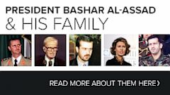 Interactive: President Bashar al-Assad & His Family