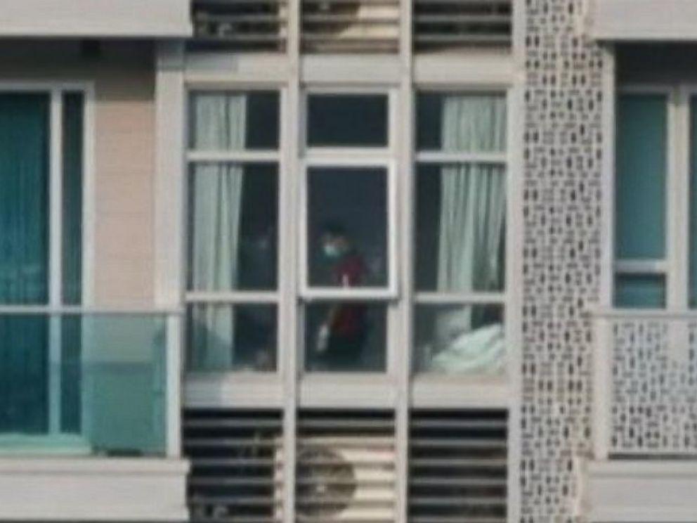 Hong Kong Apartments Inside Apartment in Hong Kong