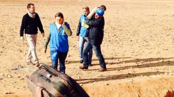 Bgs4AKoIYAECFXm 16x9 608 Boy, 4, Found Wandering Desert in Jordan