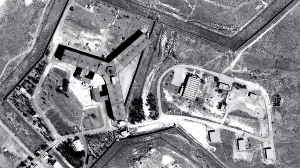 Syria denies US allegations of 'depraved' mass executions at prison