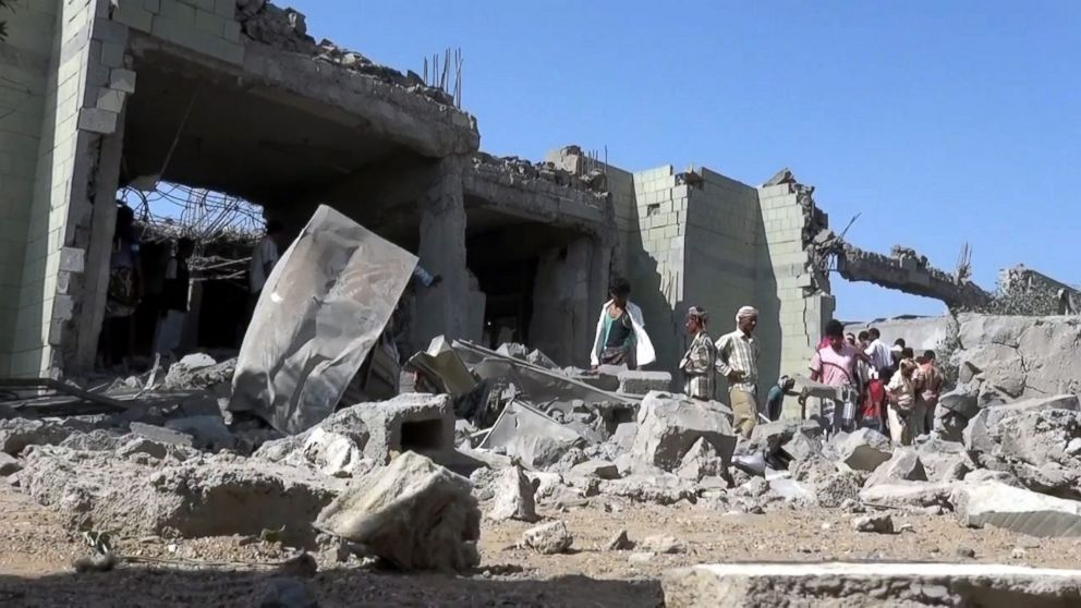 Yemen Rejects New Peace Proposal as Airstrikes Pound Houthi Targets