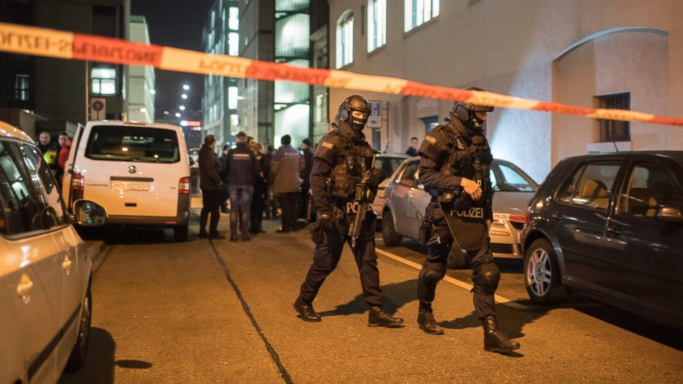 3 Injured in Shooting at Zurich  Islamic Center, Police Say