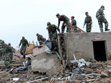 Photos:  Deadly Tornado Leaves Trail of Destruction