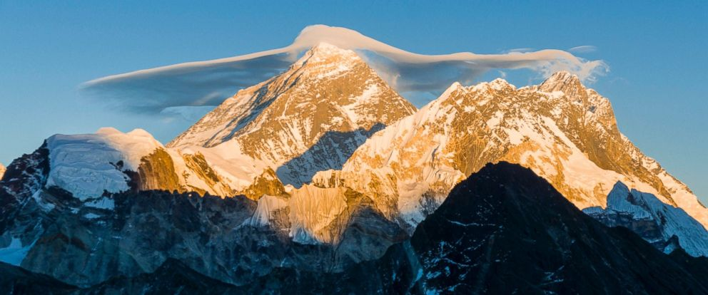 PHOTO: Safety concerns raised after four more bodies were found on Mt. Everest.