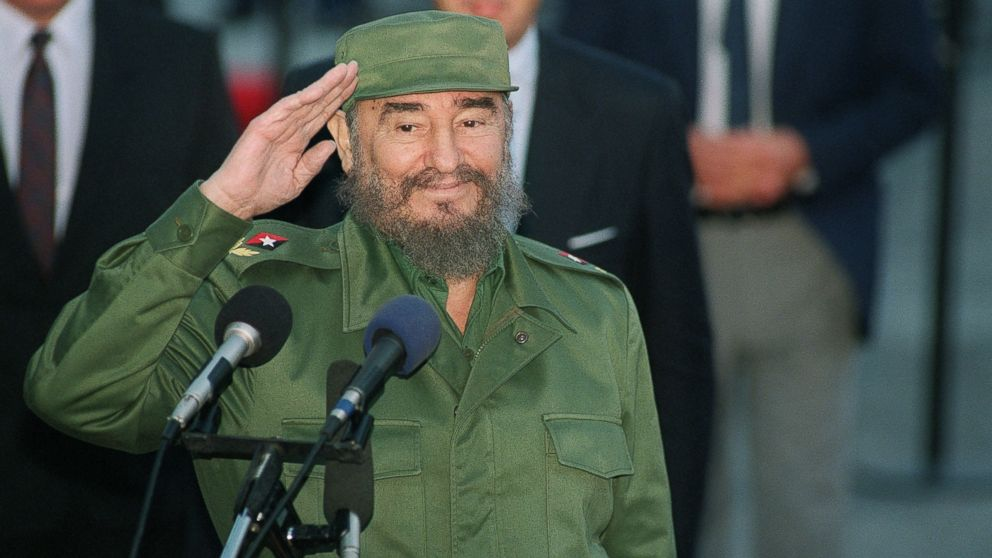essay by fidel castro The life of fidel castro essay 760 words | 4 pages fidel castro throughout history, when you look back, you find many countries that fall under a control that turns.