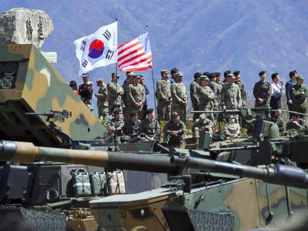 US military begins installing missile defenses in S. Korea