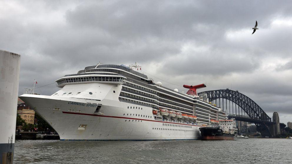 US Resident Details Journey on Storm-Battered Cruise Ship
