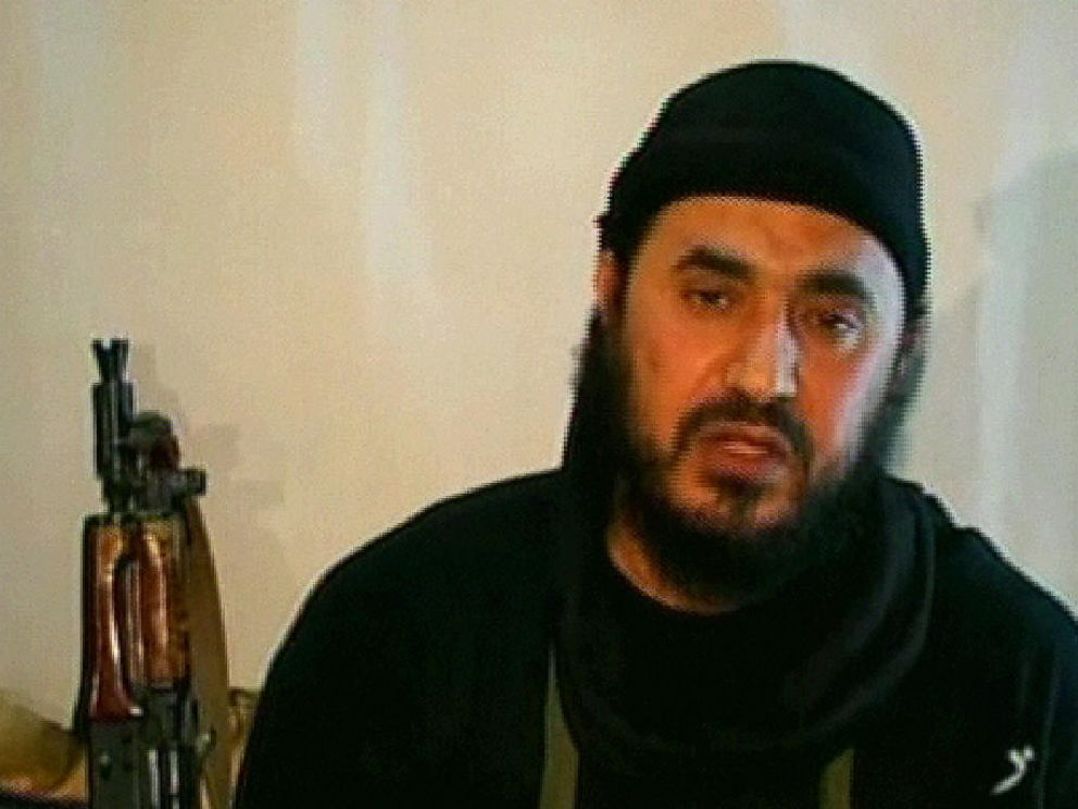 PHOTO: An image grab from the Qatari based satellite TV station Al-jazeera, April 25, 2006, shows a man identifying himself as Al-Qaedas Iraq frontman Abu Musab al-Zarqawi.