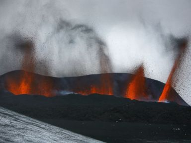 Iceland Braced for Volcano Eruption That Could Disrupt Air Traffic