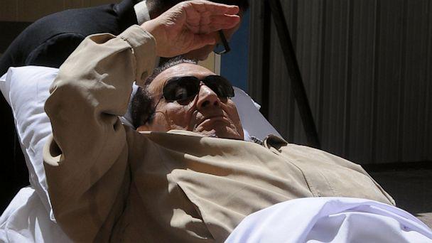 GTY Mubarak ml 130819 16x9 608 Hosni Mubarak Released From Prison