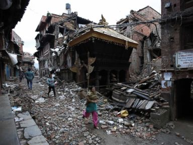 Americans Stuck in Nepal as Earthquake Death Toll Rises