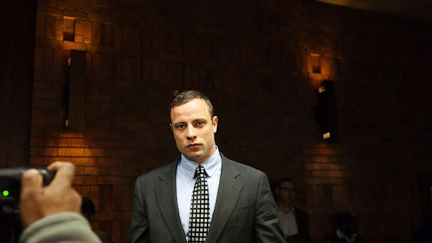 GTY Oscar Pistorius 130813 16x9 608 Oscar Pistorius Nears Trial Date in Girlfriends Killing