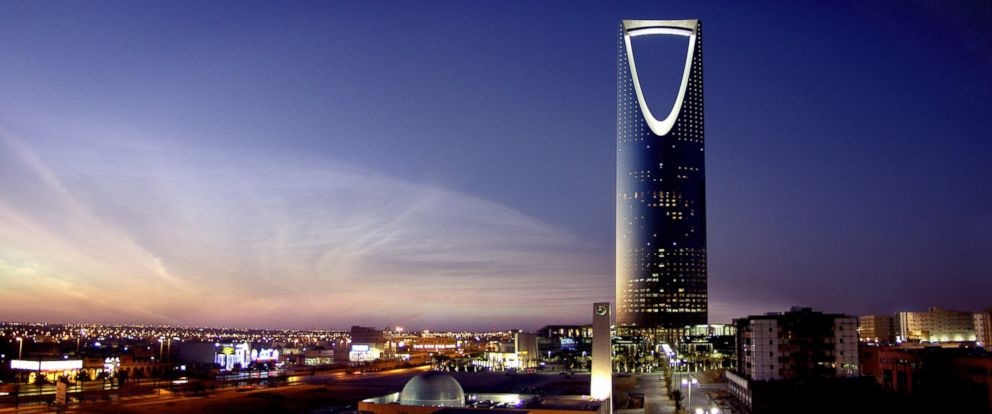 PHOTO: Saudi Arabias capital Riyadh is seen in this undated file photo.