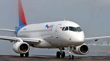 PHOTO: Sukhoi Superjet 100