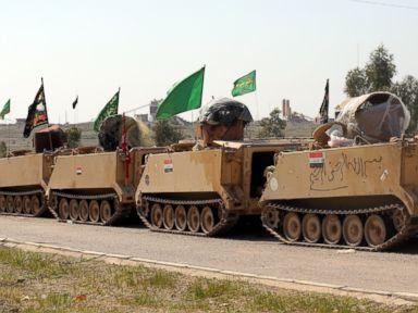 Iraq State TV: Operation to Retake Tikrit Begins
