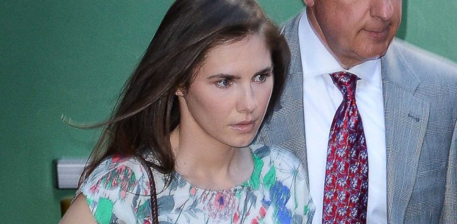 PHOTO: Amanda Knox is seen, May 1, 2013, in New York City.