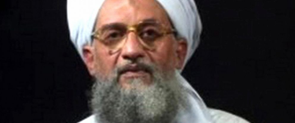 "PHOTO: A grab taken from a video entitled ""An invitation to Islam"" produced by al-Qaeda-linked media group as-Sahab and released on the Internet Sept. 2, 2006 shows the number two in al-Qaeda, Ayman al-Zawahiri, at an undisclosed date and place."