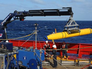 'Bluefin' Searching for Missing Flight 370