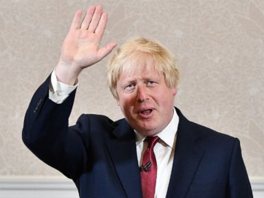 Brexit Campaigner Boris Johnson Won't Run for Prime Minister