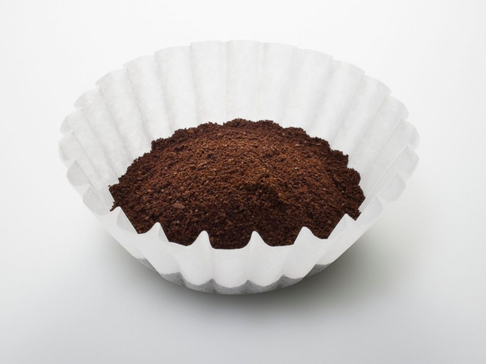 PHOTO: A coffee filter is pictured in this stock image.