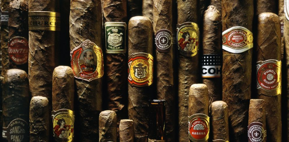 PHOTO: Cuban cigars are pictured in this stock image.