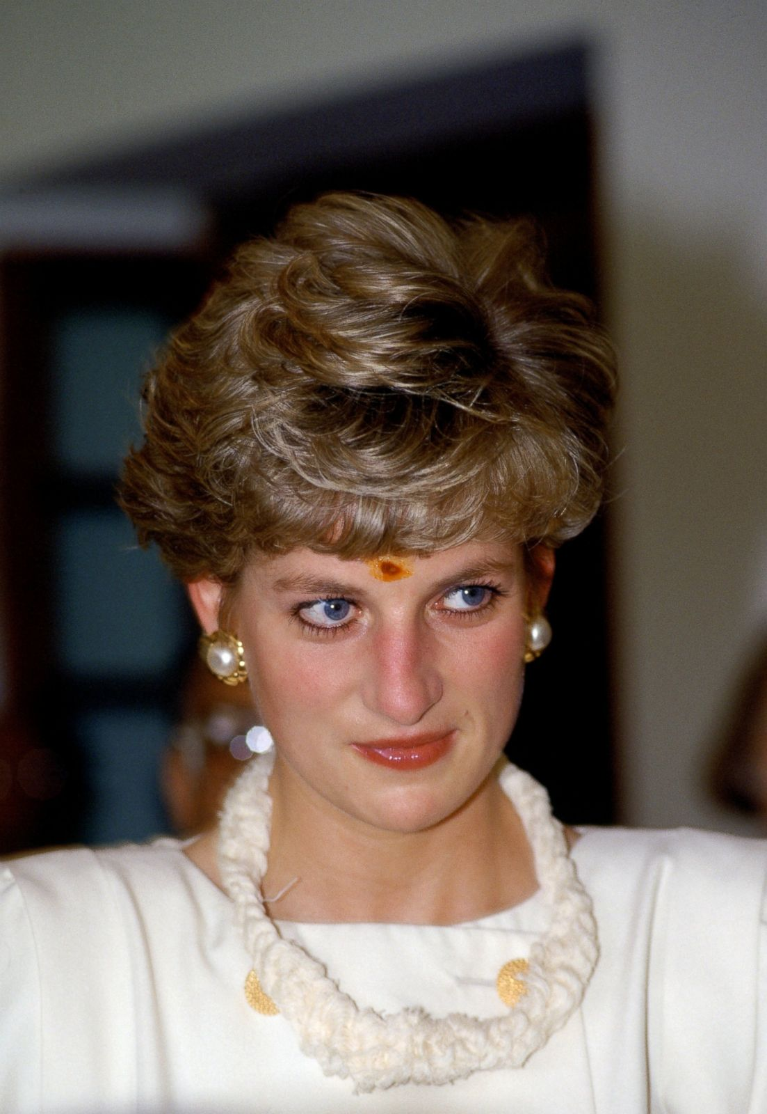 Picture Princess Diana In India A Look Back Abc News