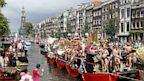 PHOTO: amsterdam gay pride, dutch