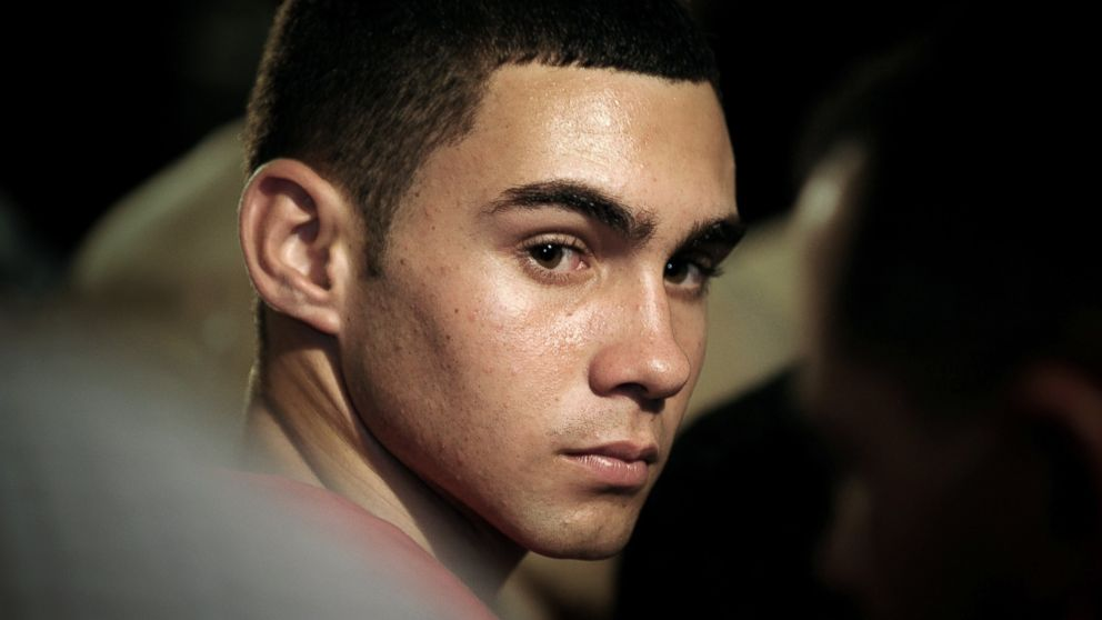 PHOTO: Elian Gonzalez at a church during the celebration of 10th Anniversary of his return from Miami, June 30, 2010, in Havanna.