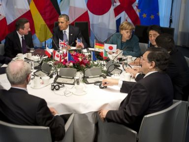 Gathering Of World Leaders Is A No Putin Zone