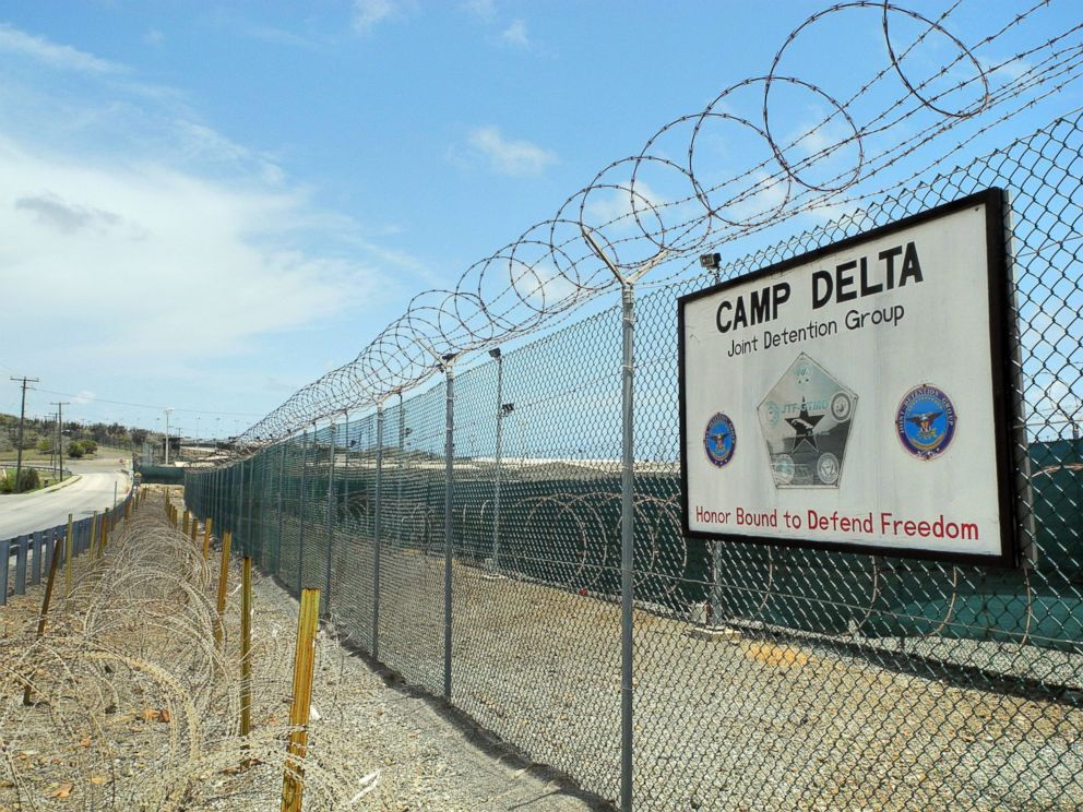 PHOTO: Camp Delta at the US Naval Base in Guantanamo Bay, Cuba, Aug. 7, 2013.