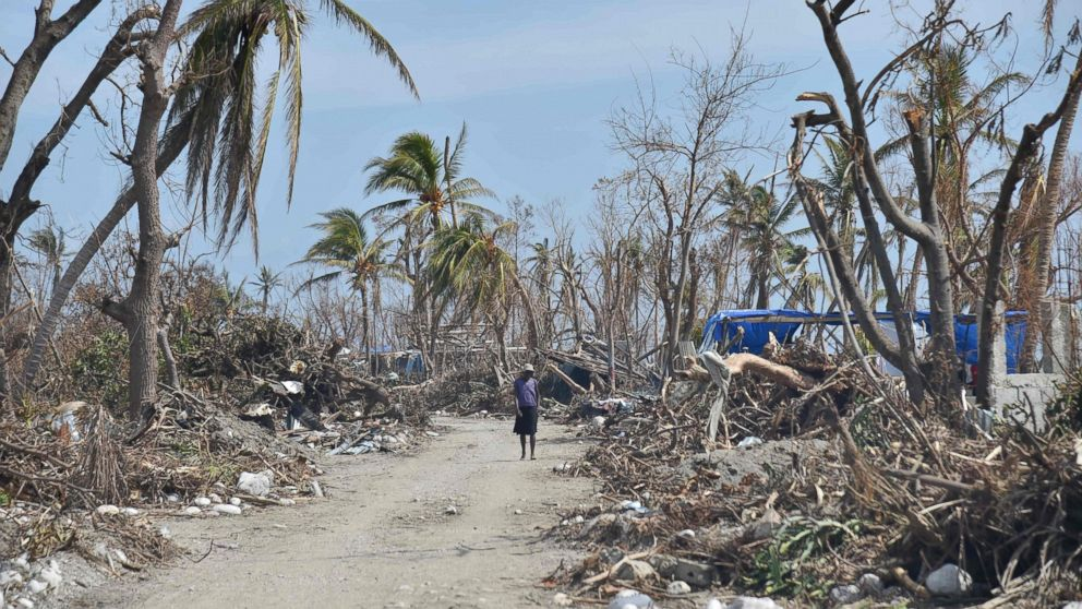 Famine Fears Rise In Haiti After Devastating Hurricane