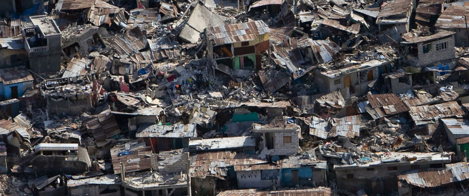 Haiti Earthquake: 5 Years Later, Country Still Feeling Aftershocks ...
