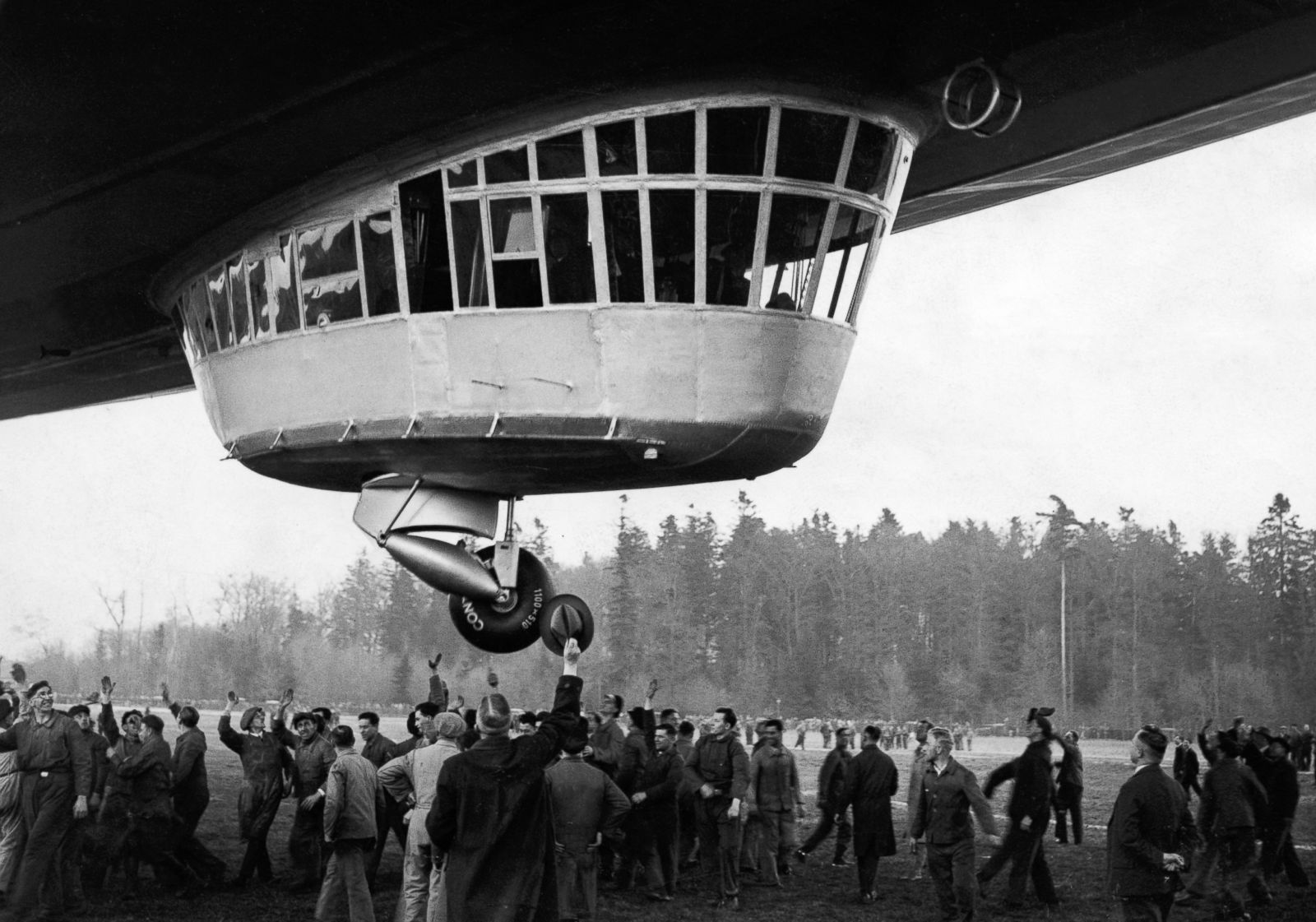 Picture | The Hindenburg Took Flight 80 Years Ago - ABC News